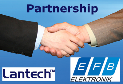 Lantech Communications signs distribution deal with EFB Elektronik GmbH in Germany