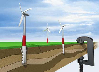 Oben hui, unten pfui? - 3. Tagung Baugrunderkundung und Gründungen für Windenergieanlagen