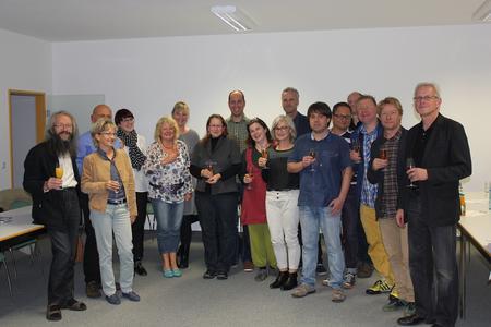 Gründerversammlung des Branchenverbandes Kultur- und Kreativwirtschaft Erzgebirge e.V. Foto: Regionalmanagement Erzgebirge.