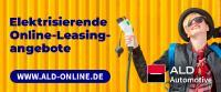 ALD Automotive bietet gemeinsam mit Shell digitales Leasing an