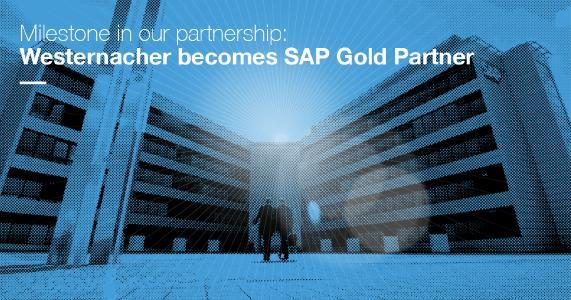 Westernacher becomes SAP Gold Partner