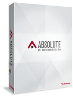 Absolute VST Instrument Collection wird ausgeliefert