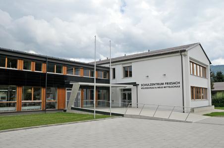 Schulzentrum, Friesach