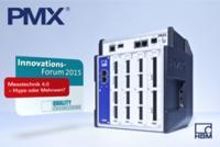 Auf dem Innovations-Forum steht HBM für Messtechnik 4.0
