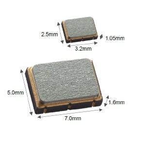 E-Serie Oszillatoren (SPXOs) bieten extrem geringen Jitter