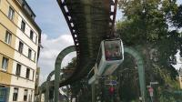 mycon GmbH carries out cleaning for the first time of bogies of the Wuppertal suspension railway