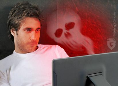 Bild: Versteckte Gefahren am PC