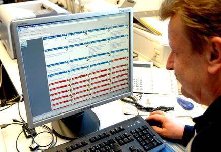 virtic erleichtert die Disposition der Mitarbeiter und die Verarbeitung der erfassten Daten.