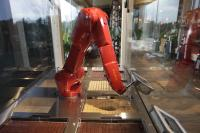 Experience KUKA chocolate robots live at Zotter