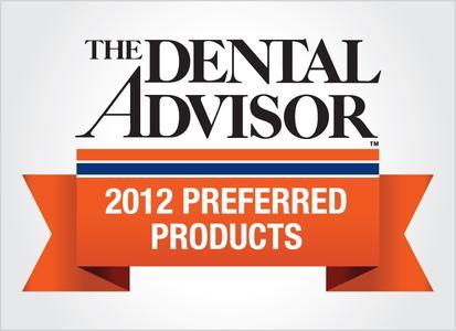 Dental Advisor PP 2012 Logo