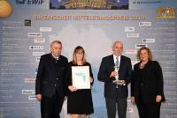 Siegerfoto Bayerischer Mittelstandspreis