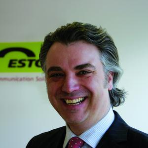 Christoph Lösch, Geschäftsführer bei ESTOS