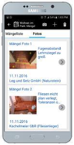Wer schreibt, der bleibt - Bautagebuch App für Android und iPhone