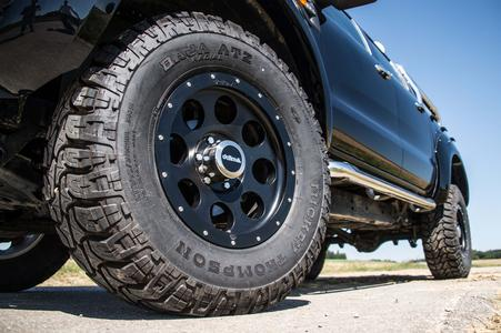 Ford Ranger Kentros mit Mickey Thompson und Beadlook Felgen: Rei...