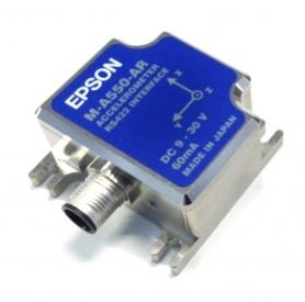 Epson accelerometer and inclinometer