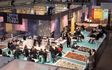 DOMOTEX / Foto: Deutsche Messe AG / Reiner Jensen
