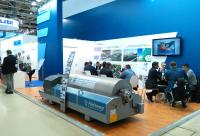 Flottweg at the Ecwatech-2016 exhibition in Moscow