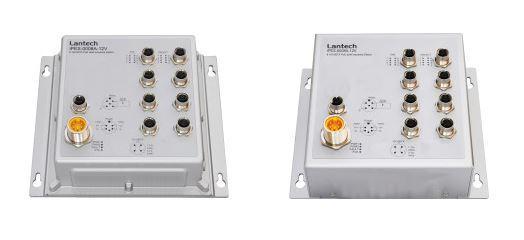 Lantech IPES-0008A-12V(IP67/IP43)