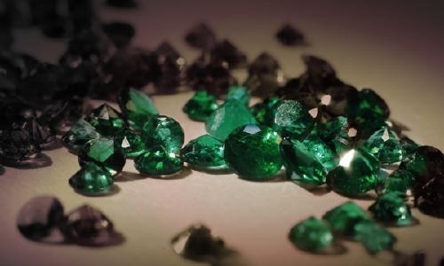 Smaragde aus Kolumbien / Foto: Fura Gems