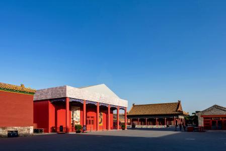 RÖDER Museums-Pavillon Verbotene Stadt, Ansicht 2