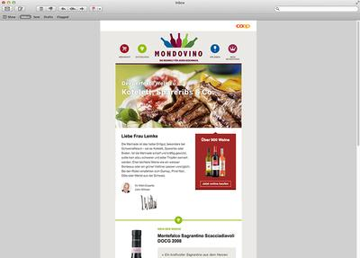 Unic ermöglicht innovatives E-Mail-Marketing bei Coop Mondovino