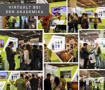 virtual7 bei akademika Nürnberg