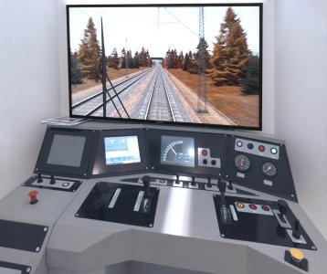 Sydac ist spezialisiert auf Fahrtraining-Simulation und gehört zu den Pionieren der kommerziellen Anwendung von Simulationstechnologien / © Knorr-Bremse