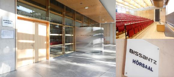 Bissantz-Hörsaal an der FAU