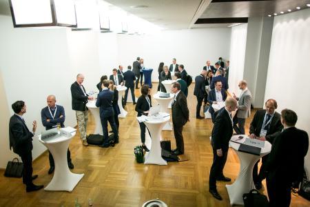Partnering-Zone: 204 Gespräche zwischen Chemie-Startups, Großindustrie und Investoren