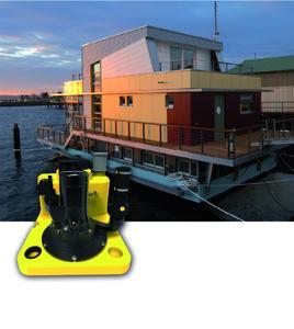 COMPLI 100 – Für Hausboote die ideale Lösung zur Abwasserentsorgung Richtung Festland