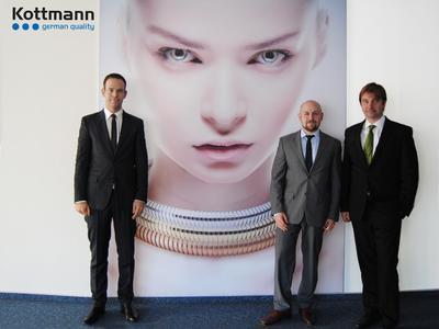 Verstärkung von Geschäftsführung und Beirat bei Kottmann Technology - Marc Meyer wird CEO und Vorsitzender der Geschäftsführung / Sascha Krause-Tünker wird CFO / Simon Planken wechselt in den Beirat des Unternehmens
