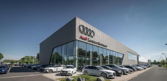 Audi Zentrum Dortmund