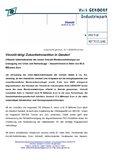 [PDF] Pressemitteilung: Vinnolit tätigt Zukunftsinvestition in Gendorf