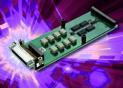 New M-Module with Eight Relay Outputs