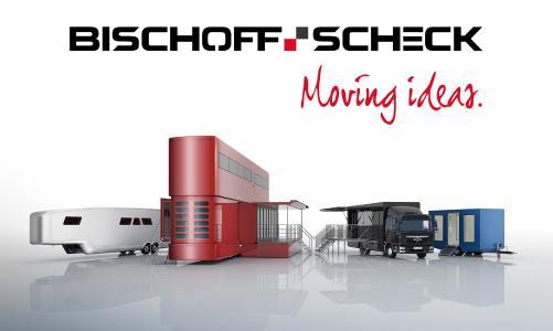 Promotionfahrzeuge von Bischoff + Scheck: vom Anhänger, bis Aufliegern über Kofferaufbauten - wir haben die passende Lösung für Sie.