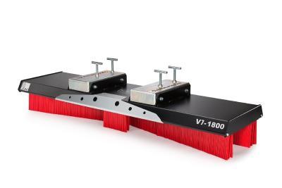 Der V7 mit einer Breite von 1,8 Meter
