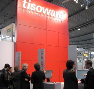 Halle und Stand-Nr. auf der IT & Business: Halle 3 Stand D50 (Foto: Archiv tisoware)