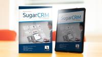 Das neue Handbuch für SugarCRM ist als Hardcover und eBook erhältlich