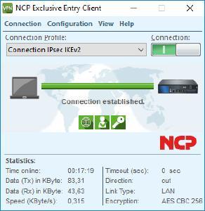 تتوسع شركة NCP في عائلة برنامجها ليشمل Juniper SRX وبوابات اتصال vSRX