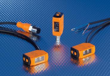 Neuer optischer Sensor der Baureihe O6 jetzt auch im Kunststoffgehäuse