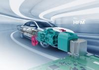 Automotive Connectors for High-Bitrate Data Transmission up to 20 Gbit/s