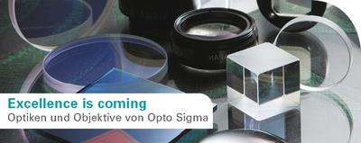 Excellence is coming - Opto Sigma Europe