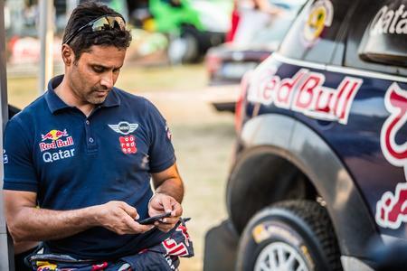 2015 Hungarian Baja, Nasser Al-Attiyah (QAT), - MINI ALL4 Racing #1 - Qatar Rally Team - 14.08.2015