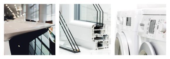 Die Openair-Plasma®-Technik von Plasmatreat gewährleistet eine effektive Oberflächenvorbehandlung und schafft so die Voraussetzungen für hochwertige Lackierungen, u.a. von Automotive-Bauteilen, Fensterprofilen und Waschmaschinen-Komponenten