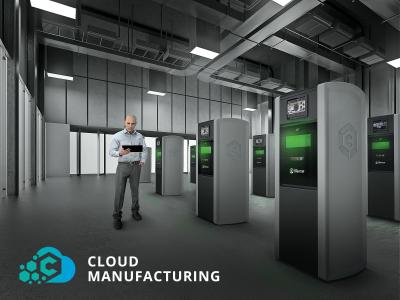 ORL Cloud Manufacturing CREATOR Farm