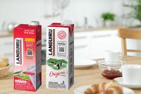 Brazilian dairy producer reaps the rewards of SIG's pioneering solutions in connected packaging