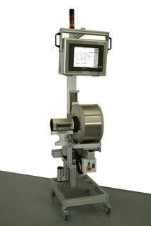 Die Systeme der PCD-X360 Serie zur Inline-Profilvermessung sind so kompakt, dass sie einfach in Produktionslinien integriert werden können.