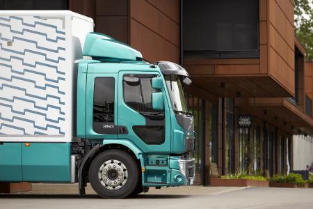 Der leistungsstärkere Motor erweitert das Nutzungsspektrum der Modellreihe Volvo FE