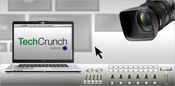 Pic_Livestreaming TechCrunch