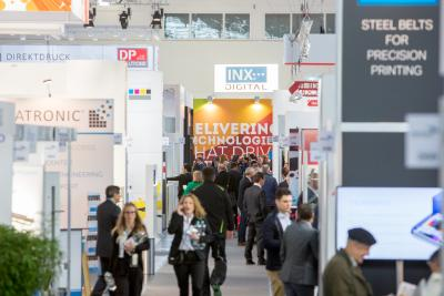 InPrint Munich 2019: International Exhibition of Print Technology for Industrial Manufacturing opens tomorrow in Munich